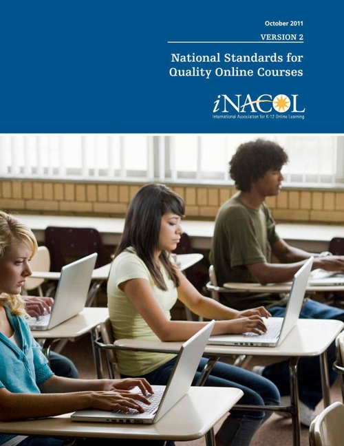 National Standards for Online Courses