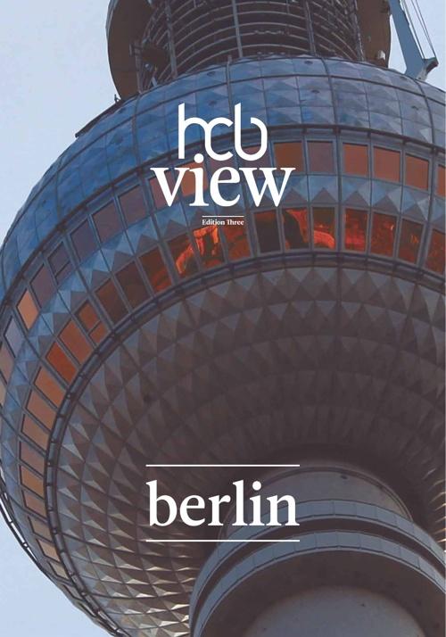hcb view - Edition 3 - Jun 2013