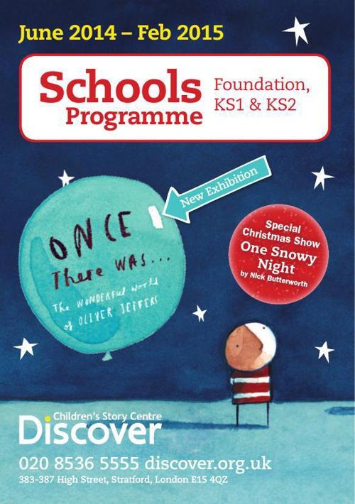 Schools Programme June 2014 - Feb 2015