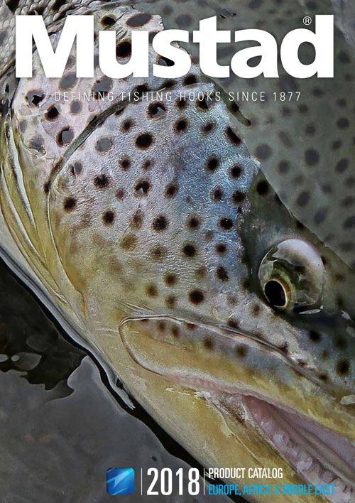 Mustad Europe Catalog 2018