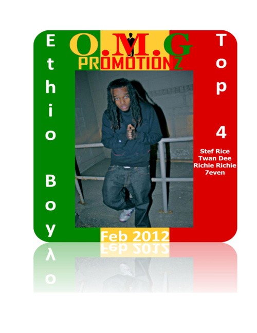 Ethio Boy Feb 12