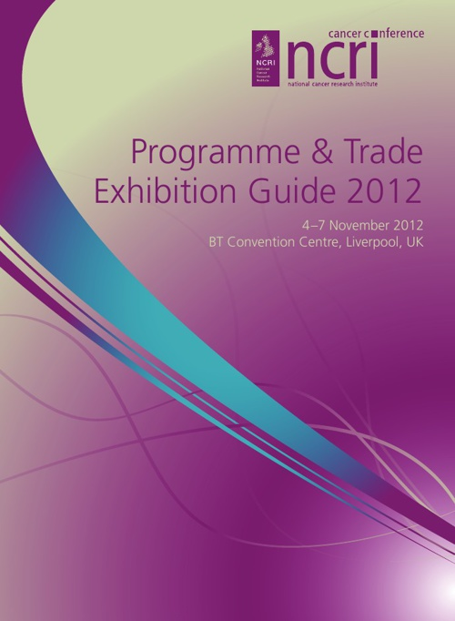 2012 NCRI Cancer Conference Programme