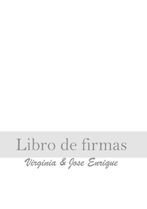 VIRGINIA Y JOSE ENRIQUE