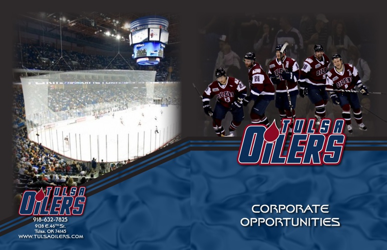 Tulsa Oilers Corporate Opportunities