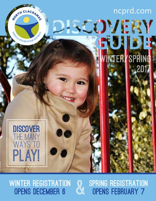 Winter/Spring 2016-2017 Discovery Guide