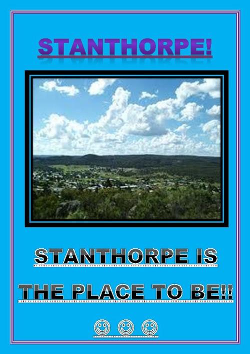 STANTHORPE!!!!!!!!!!!!