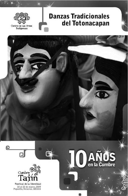 DANZAS DEL TOTONACAPAN