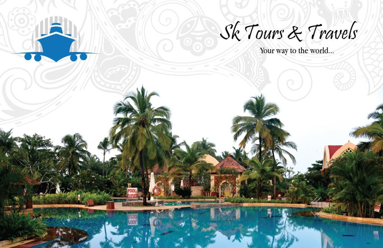 SK Tours & Travels Brochure