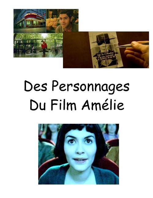 Des Personnages Du Film Amelie