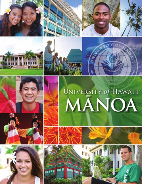 UH Mānoa Viewbook