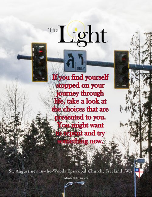 The Light March 2017