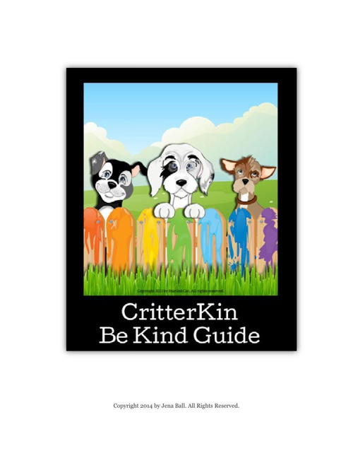 Be Kind Guide