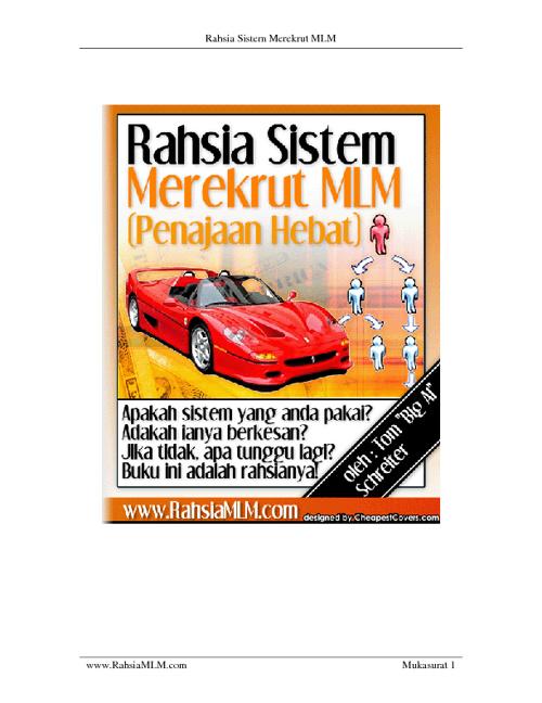 MLM Ebook