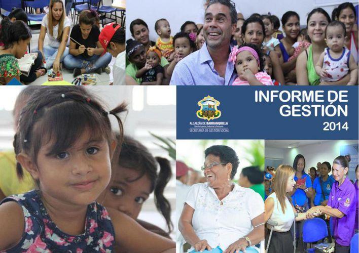 Informe  Ejecutivo 2014