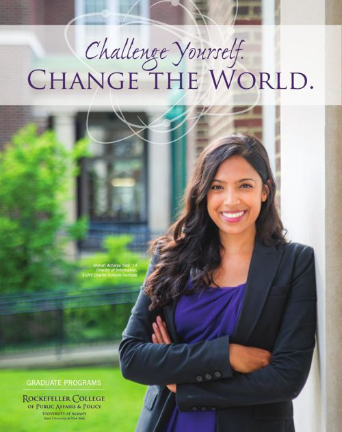 Rockefeller College 2015 Viewbook