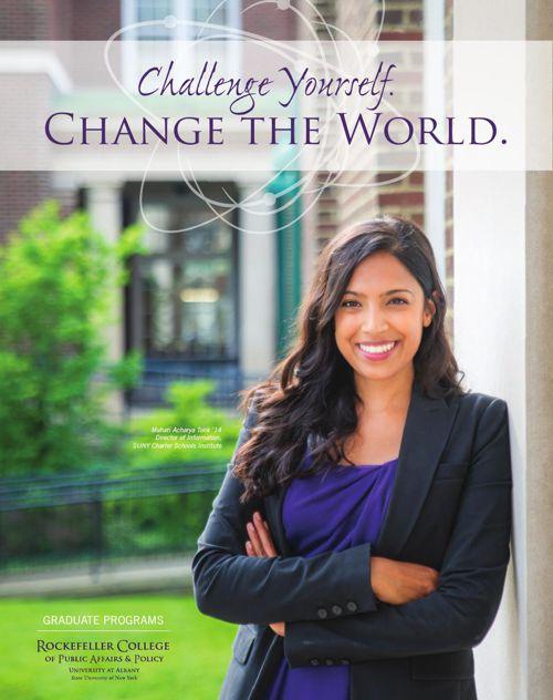 Rockefeller College 2015 Viewbook