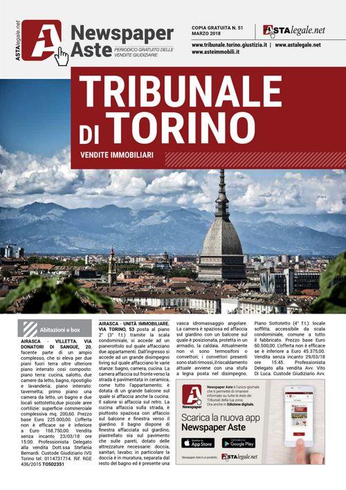 Torino marzo 2018