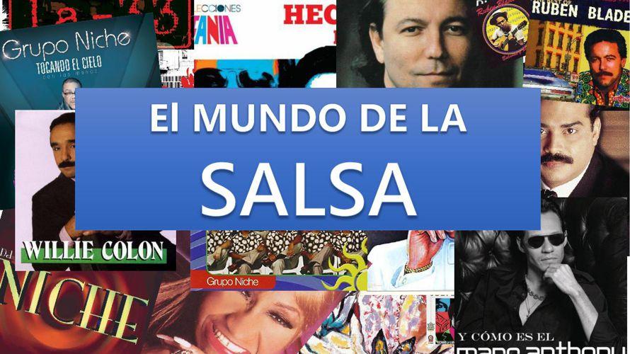 cantantes de la salsa