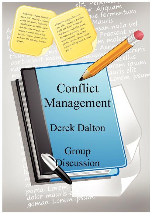 Conflict Management Presentation Final Product