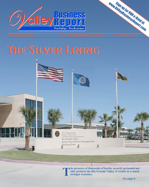 Valley Business Report, November 2011