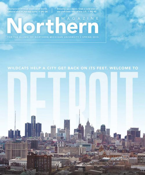 Northern Magazine Spring 2015