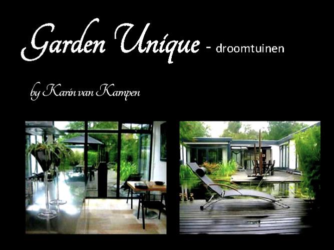 Garden Unique - fotoboek