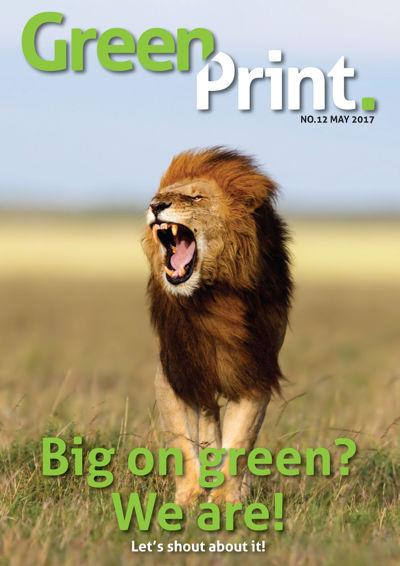 Green Print #12 – May 2017
