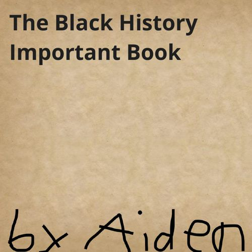 Aidens book