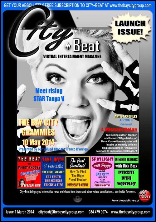 City Beat Virtual Entertainment Magazine March 2014