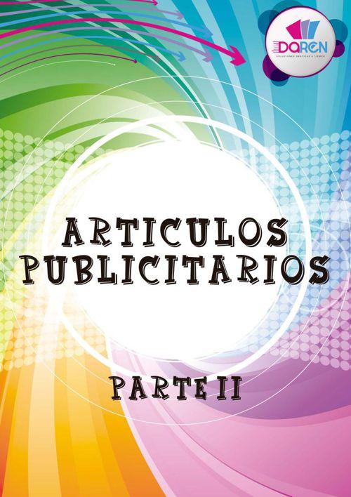 CATALOGO ARTICULOS PUBLICITARIOS PARA WEB PARTE 2