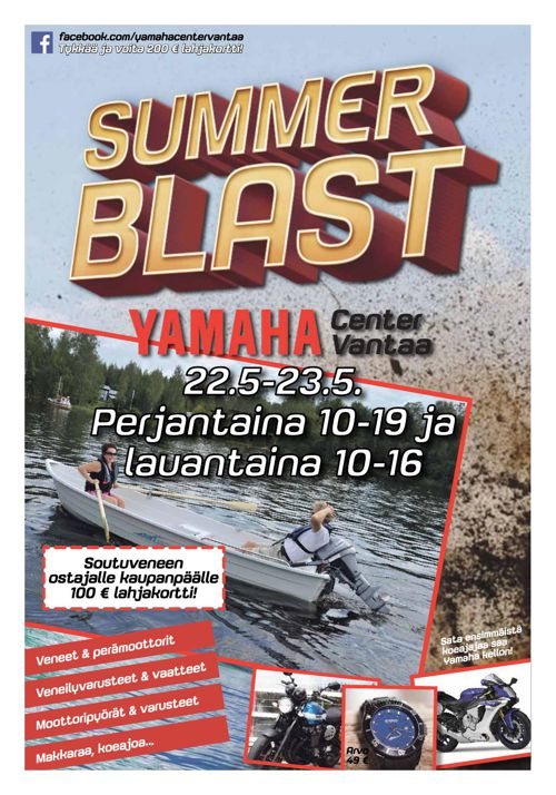 Summer Blast 2015