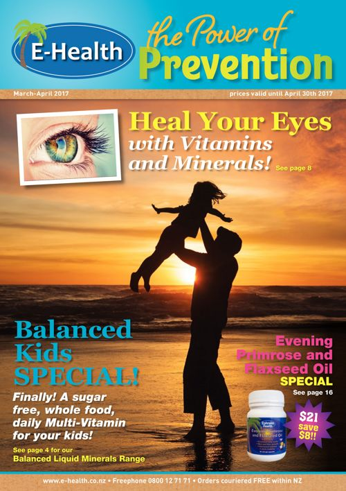 Ephraim Health Catalogue March-April 2017