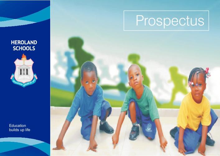 Heroland Schools Prospectus