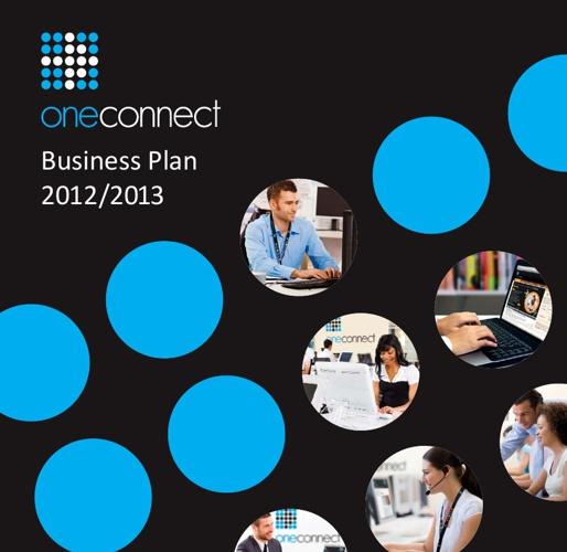 Business plan 2012