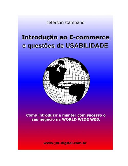 Introdução ao eCommerce e Questões de Usabilidade