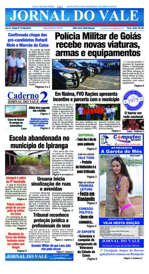 Jornal 312 total