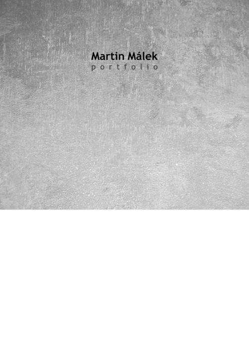 Martin Malek - Ilustrations
