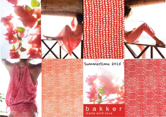 Bakker madewithelove / Summertime 2015 / Woman
