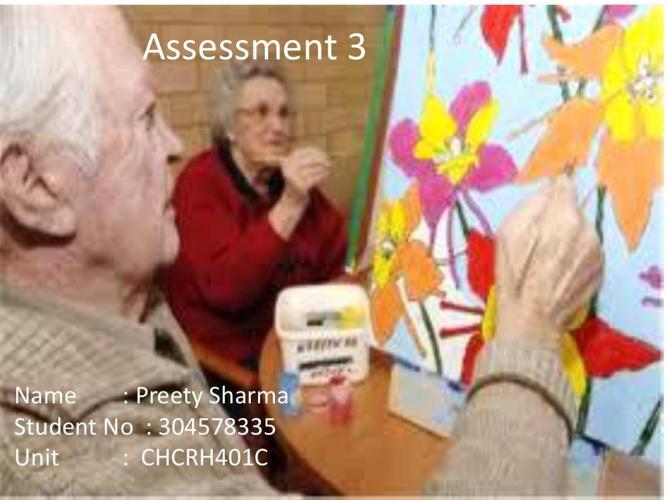 Assessment 3 V2