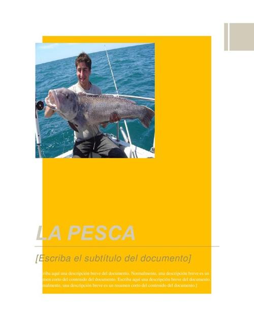 La pesca en Perù