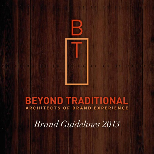 BT Brand Guidelines