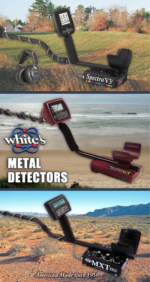 White's Electronics Catalog