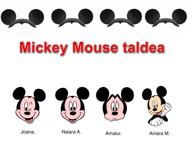 MICKEY TALDEA