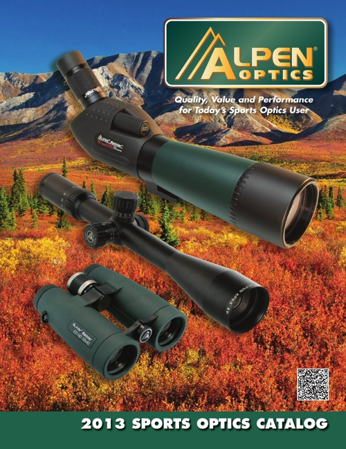 Alpen Optics 2013 Catalog