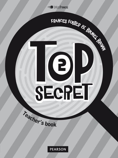 top secret 2     by editorial tinta fresca