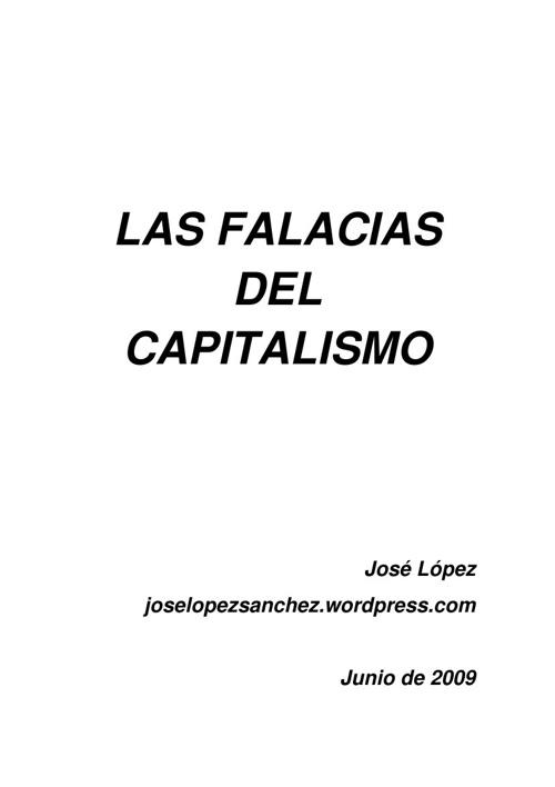 las  falacias  del  capitalismo