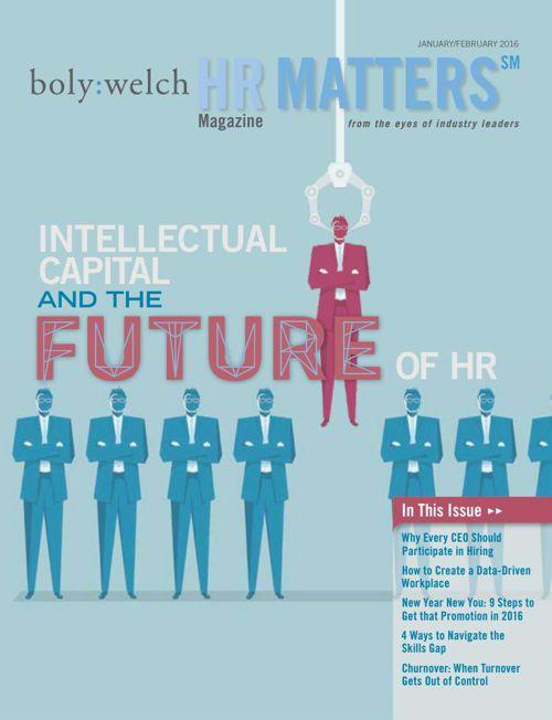 HR Matters January/February 2016