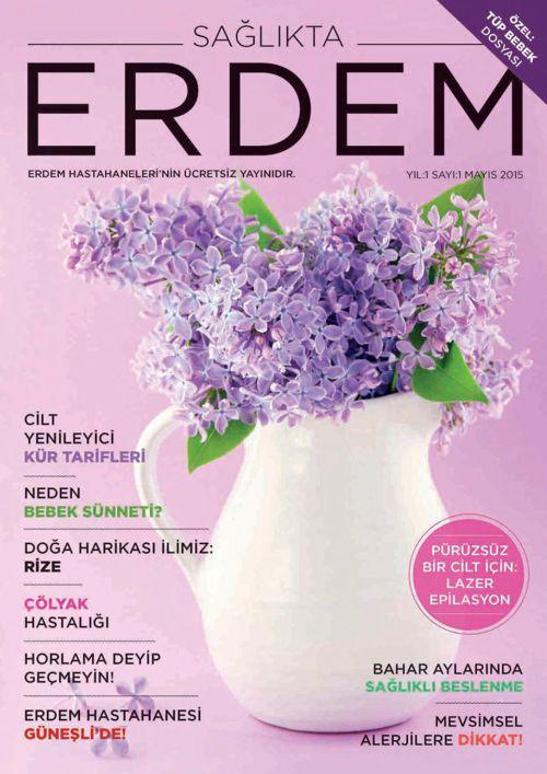 Sağlıkta Erdem Dergisi Mayıs 2015