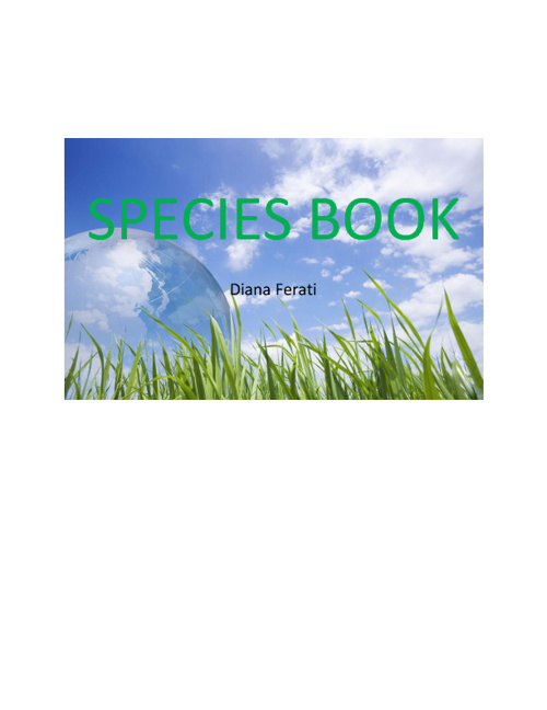Species Flipbook