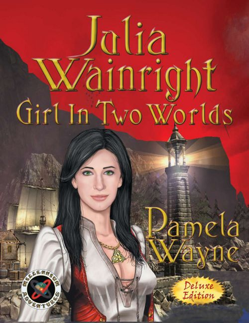 JULIA WAINRIGHT: Girl In Two Worlds - Flipbook Edition